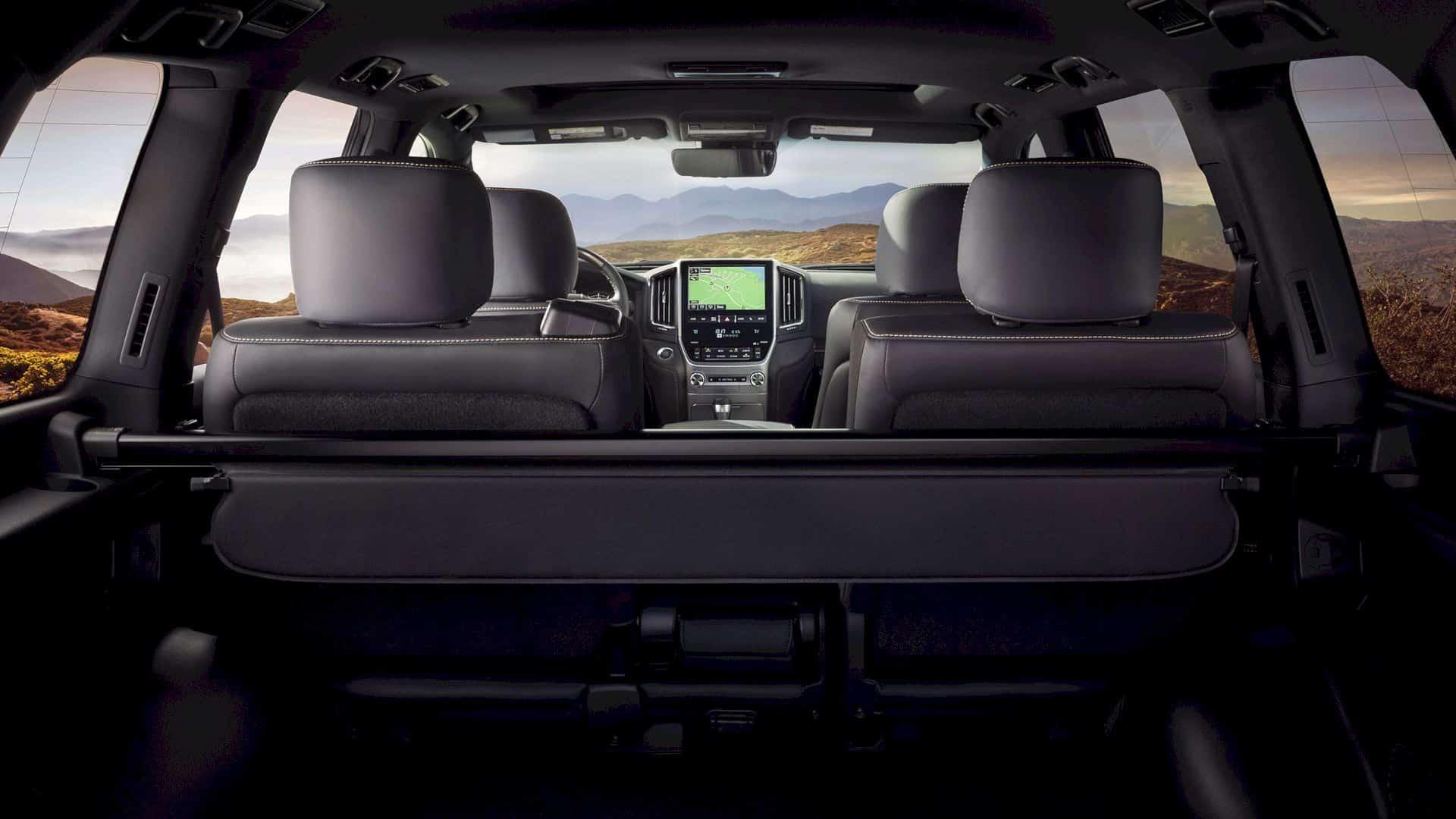 2020 Toyota Land Cruiser 4