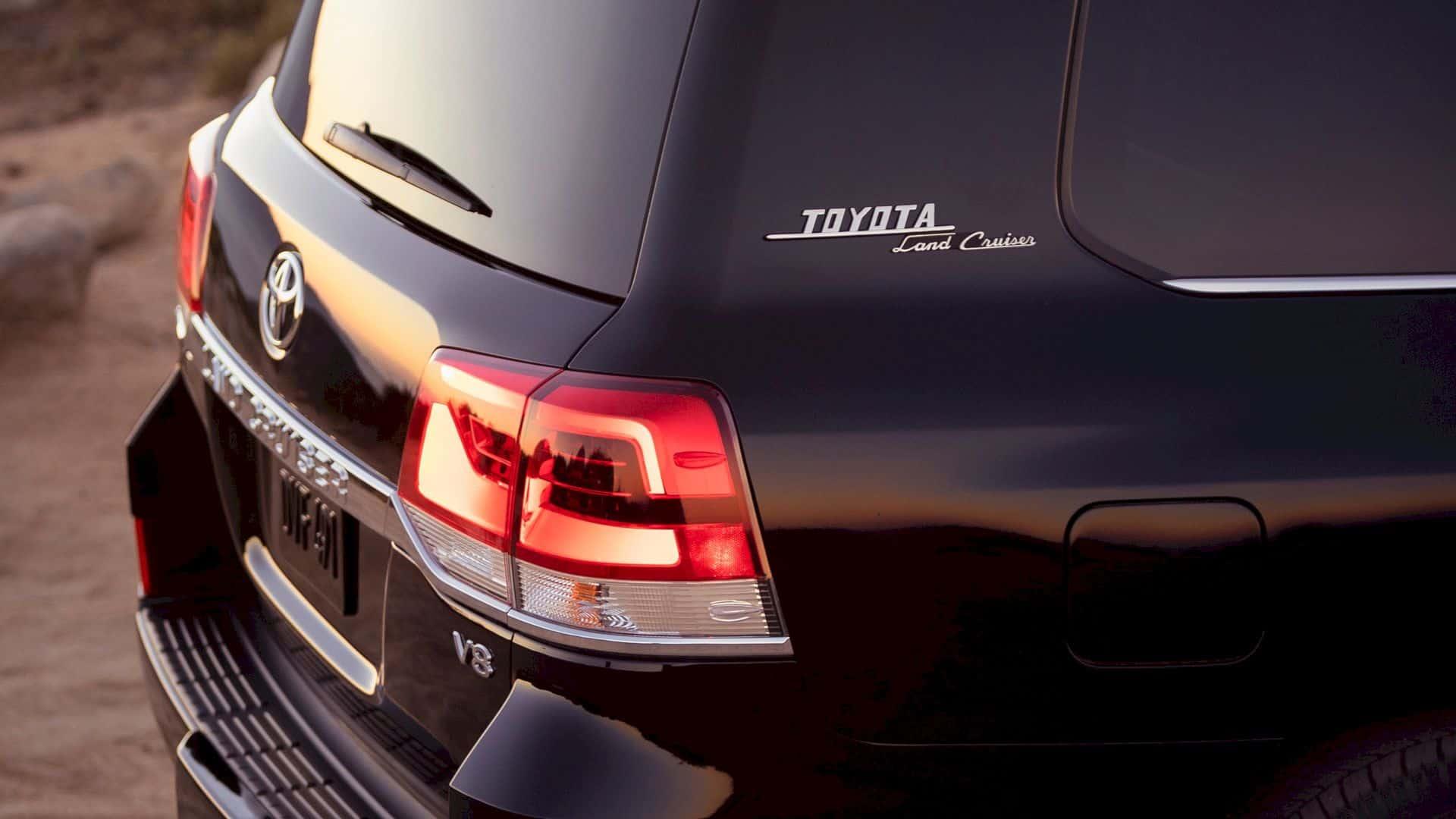 2020 Toyota Land Cruiser 5