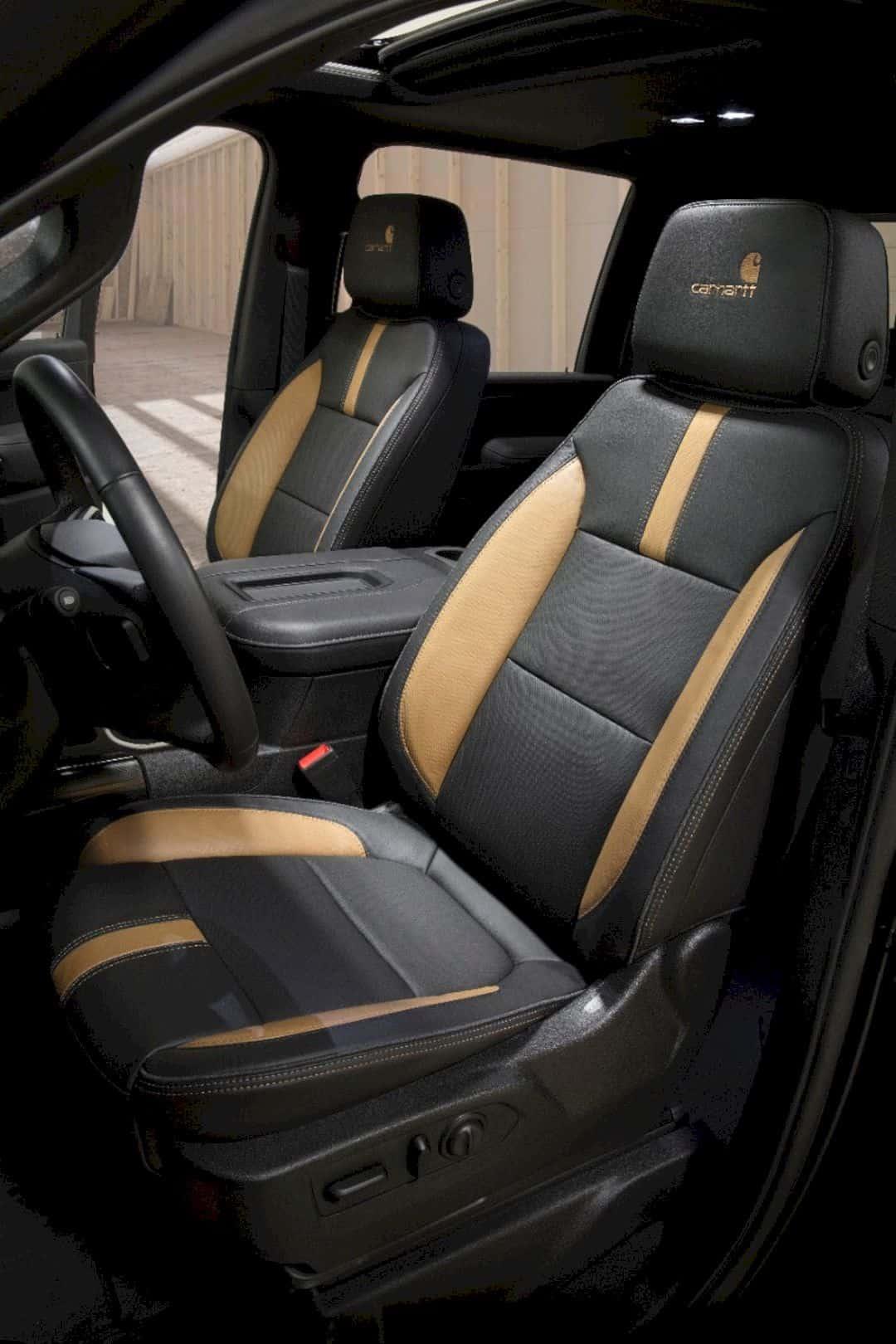2021 Chevrolet Silverado HD Carhartt Special Edition 1