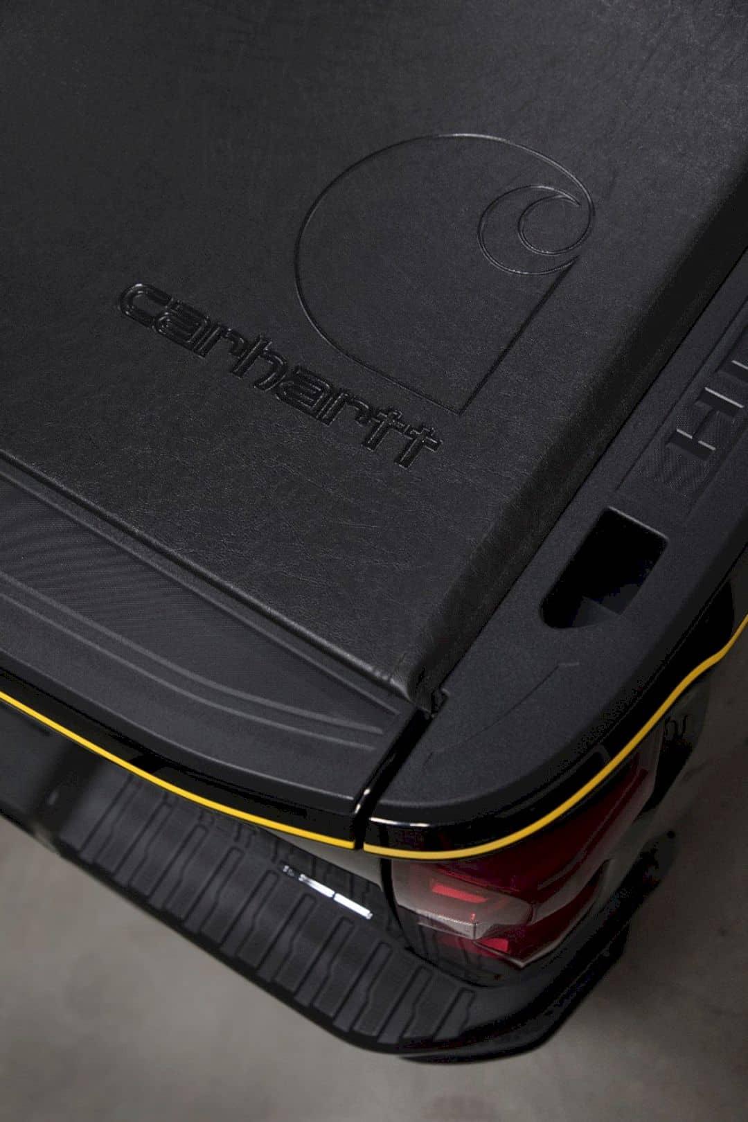 2021 Chevrolet Silverado HD Carhartt Special Edition 4