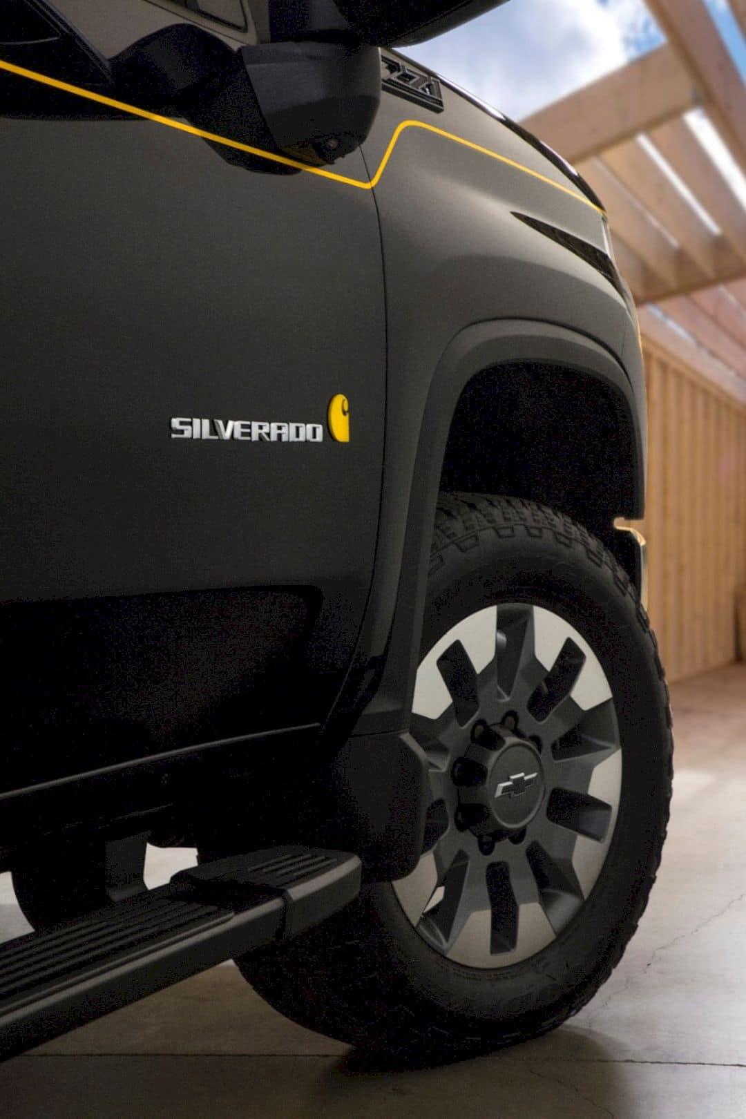 2021 Chevrolet Silverado HD Carhartt Special Edition 6