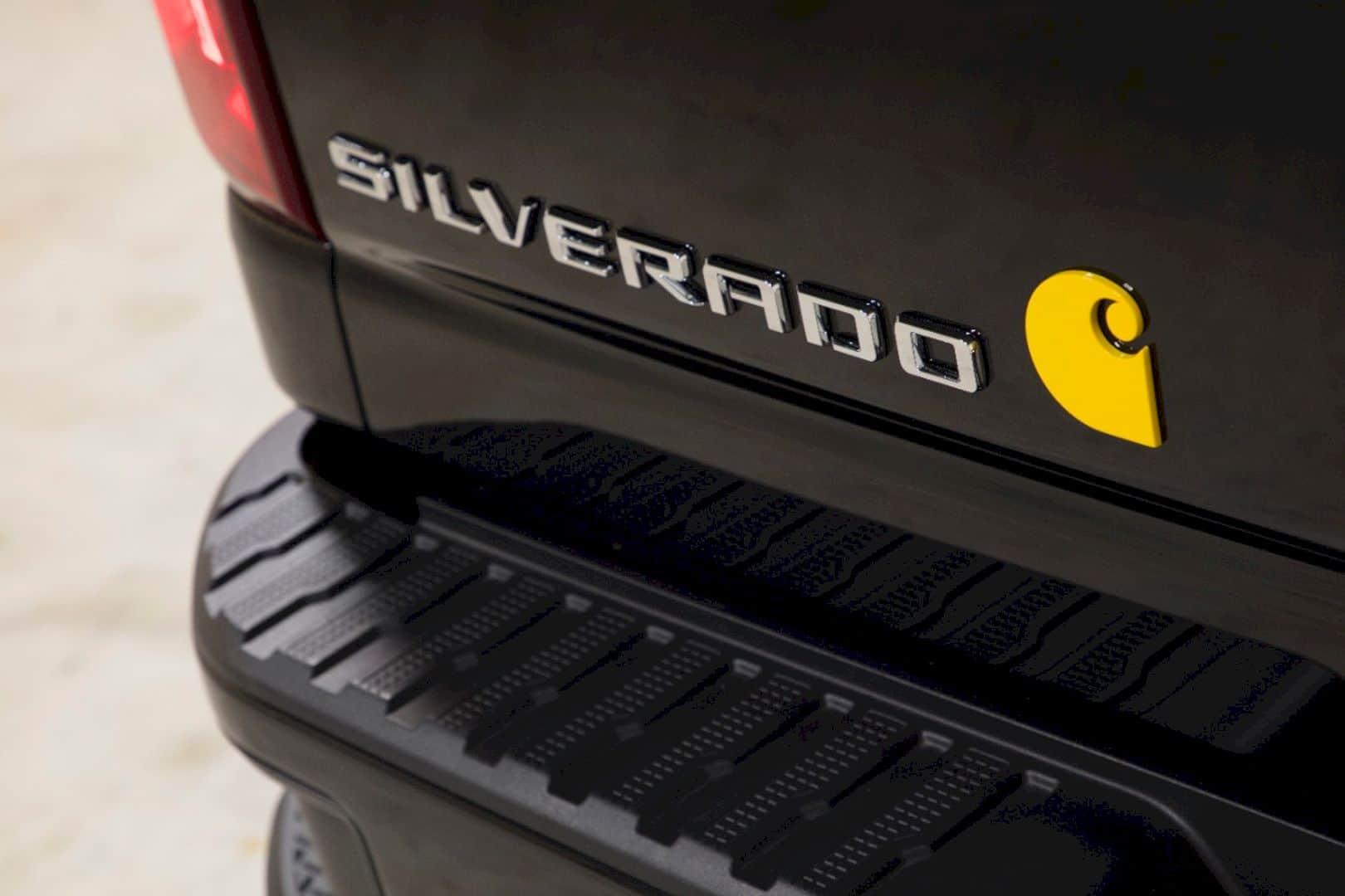 2021 Chevrolet Silverado HD Carhartt Special Edition 7
