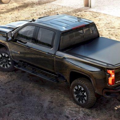 2021 Chevrolet Silverado HD Carhartt Special Edition 9