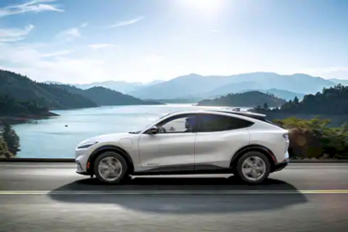 2021 Ford® Mustang Mach E SUV 1