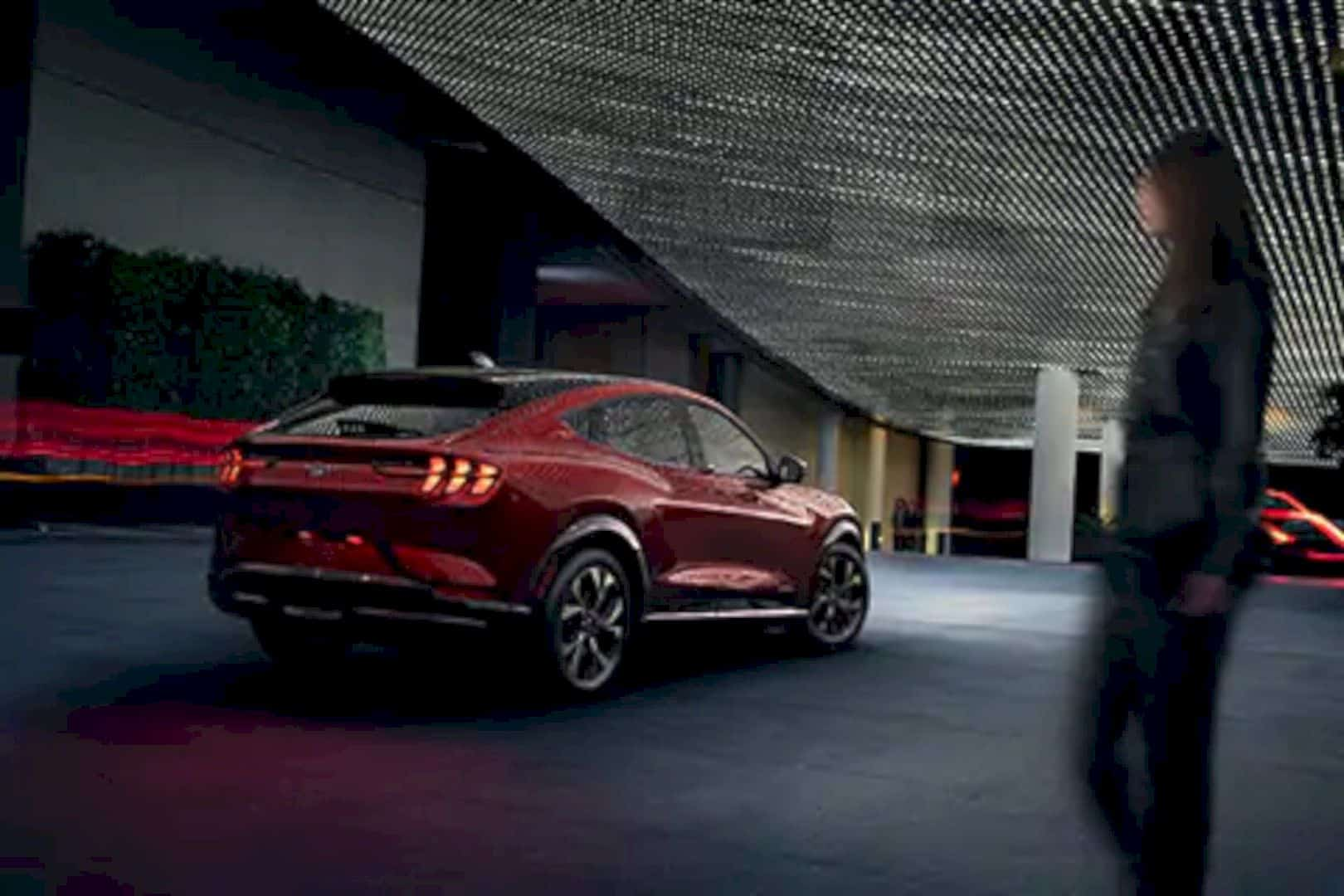 2021 Ford® Mustang Mach E SUV 5