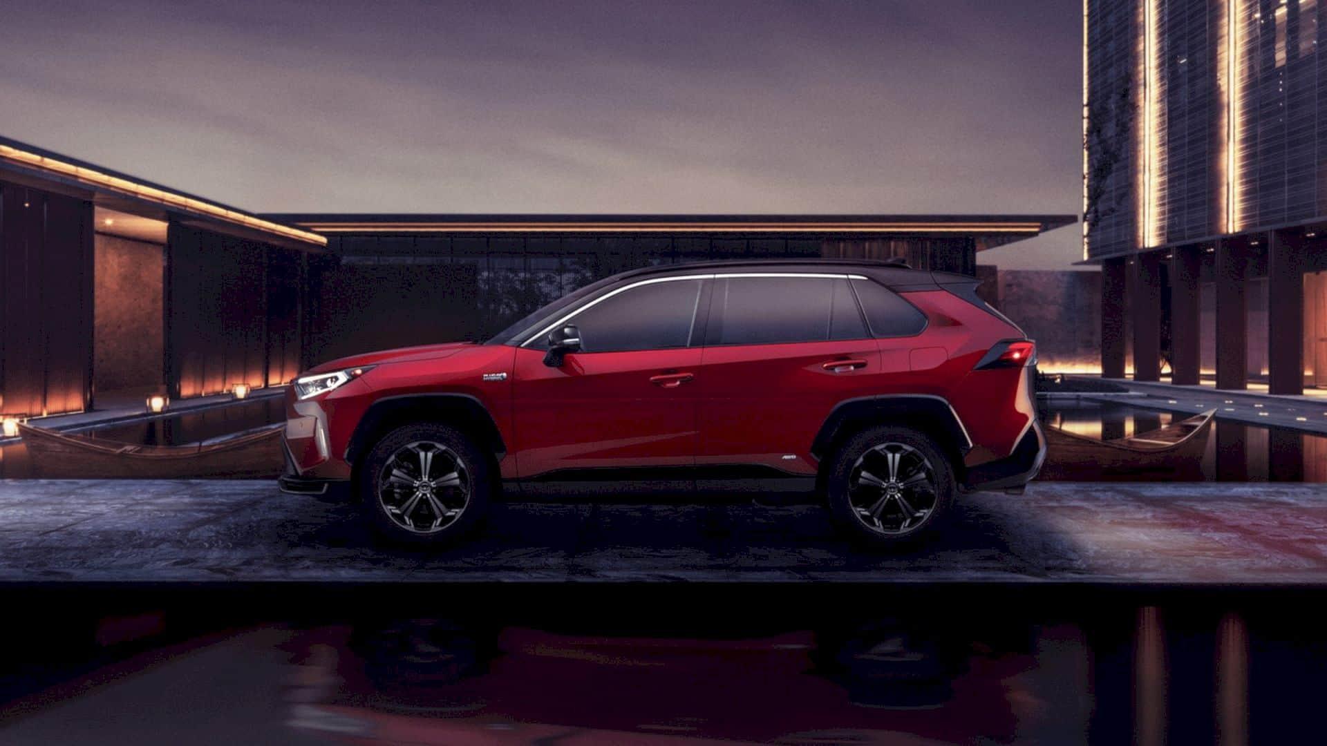 2021 Toyota RAV4 Prime 2