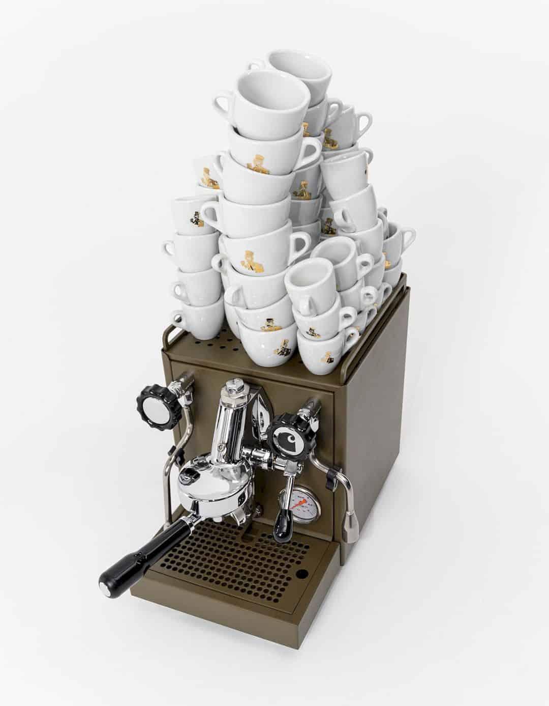 Carhartt WIP X Rocket Espresso Milano 3