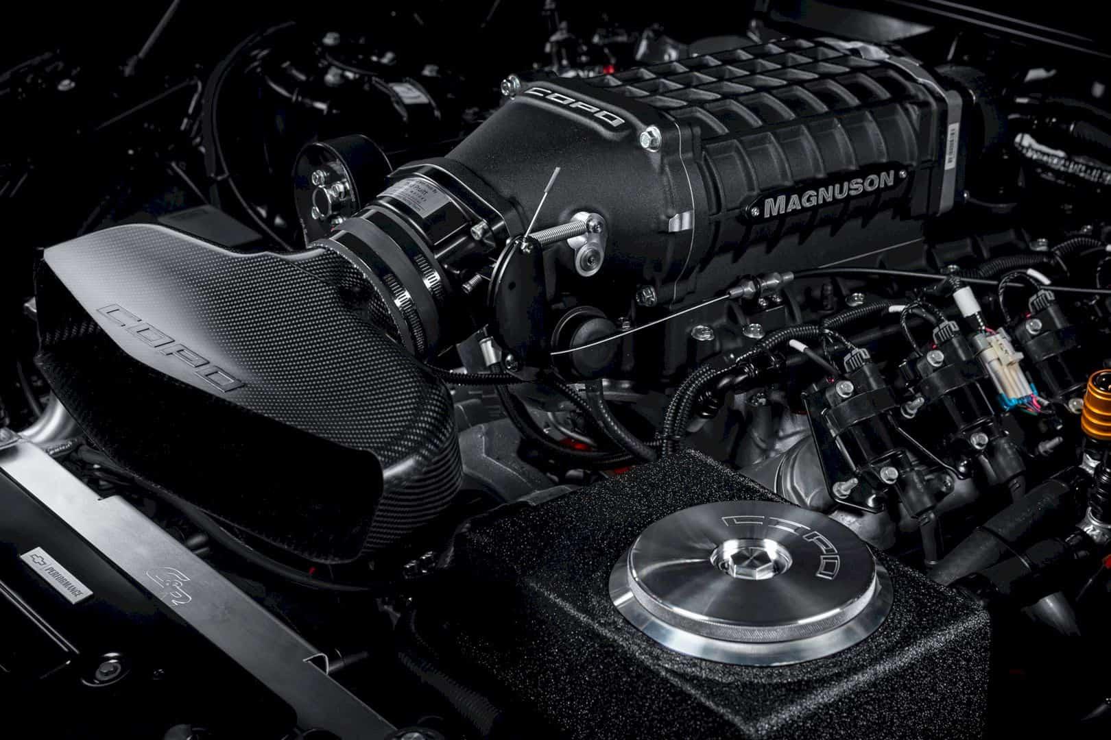 Chevrolet 2020 COPO Camaro John Force Edition 3
