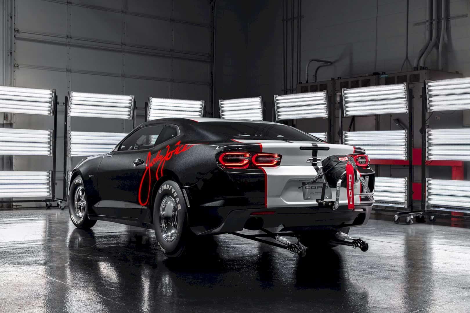 Chevrolet 2020 COPO Camaro John Force Edition 4