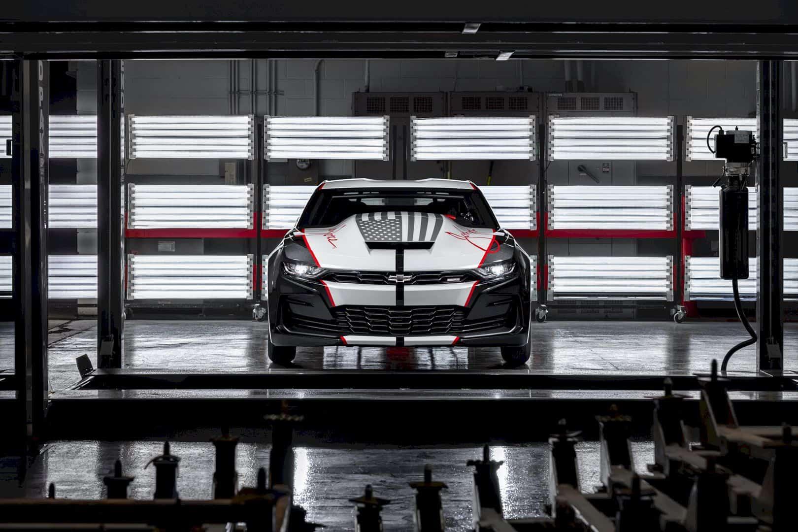 Chevrolet 2020 COPO Camaro John Force Edition 5