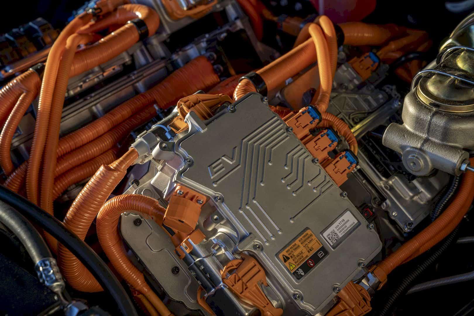 Chevrolet E 10 Concept Electrifies Hot Rodding World 1