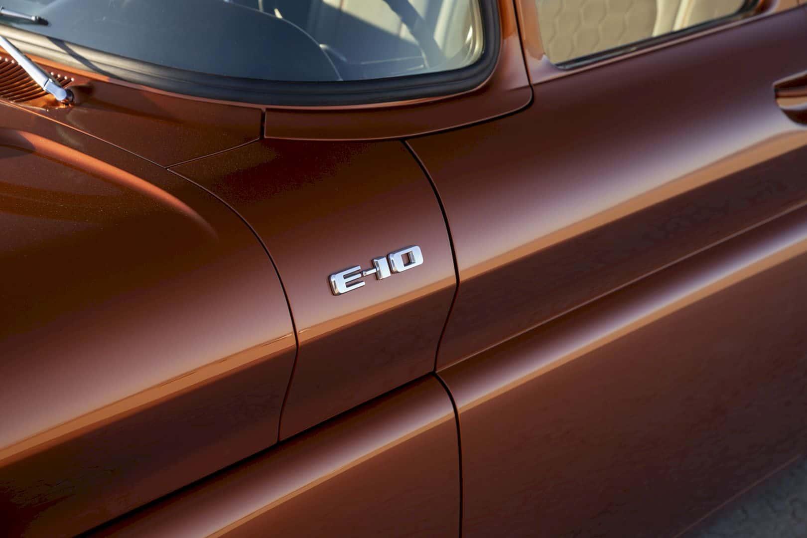 Chevrolet E 10 Concept Electrifies Hot Rodding World 2