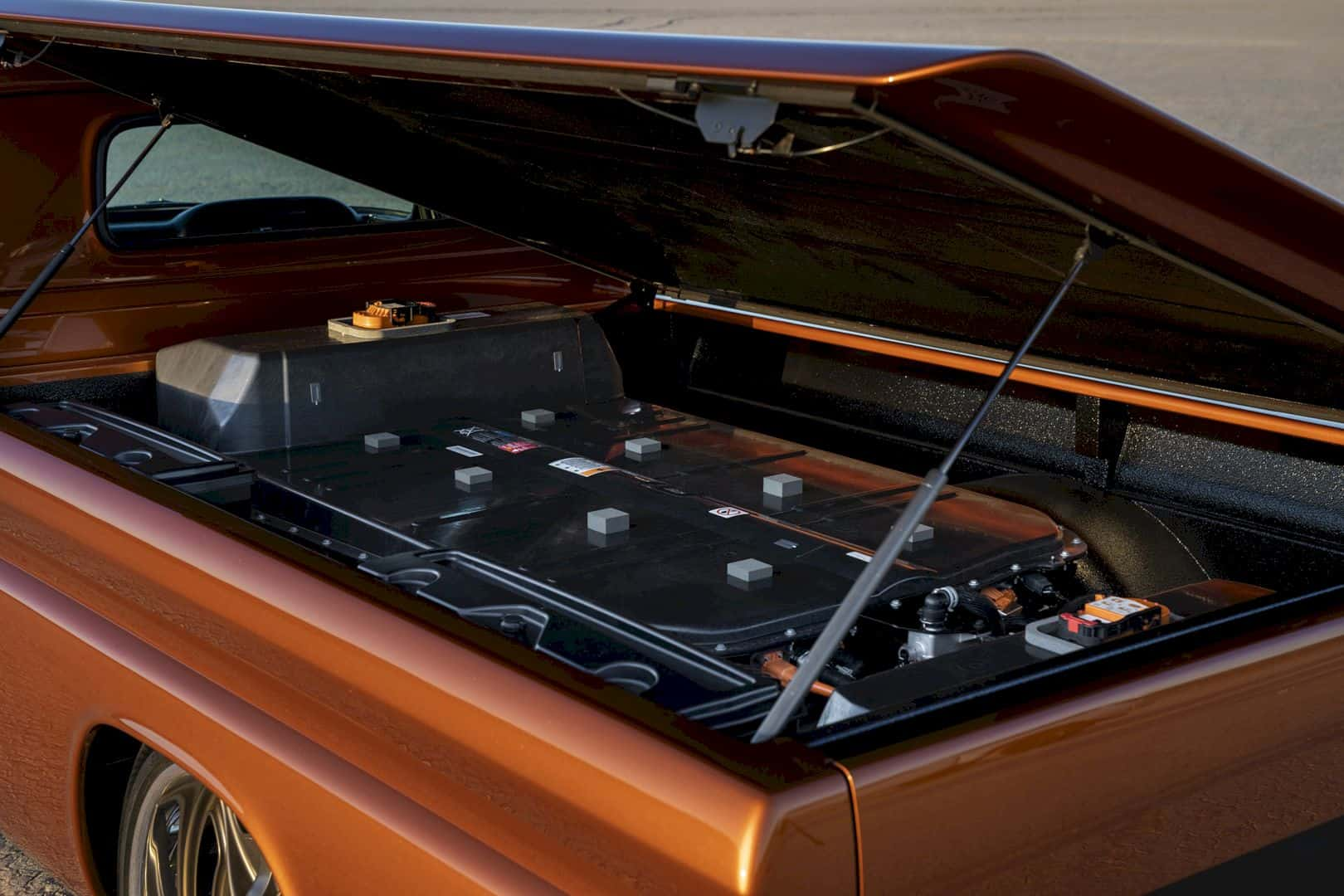 Chevrolet E 10 Concept Electrifies Hot Rodding World 5
