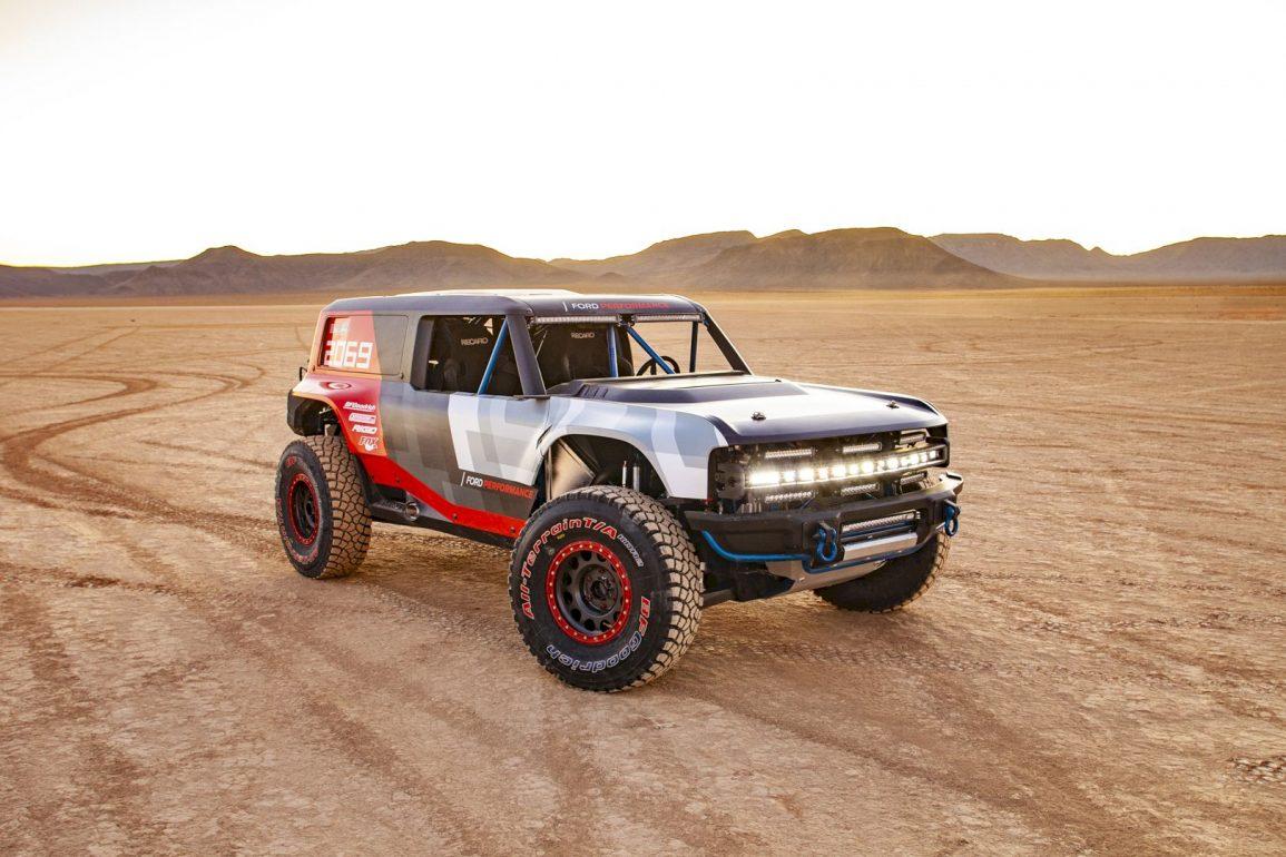 Ford Bronco R Race Prototype 1