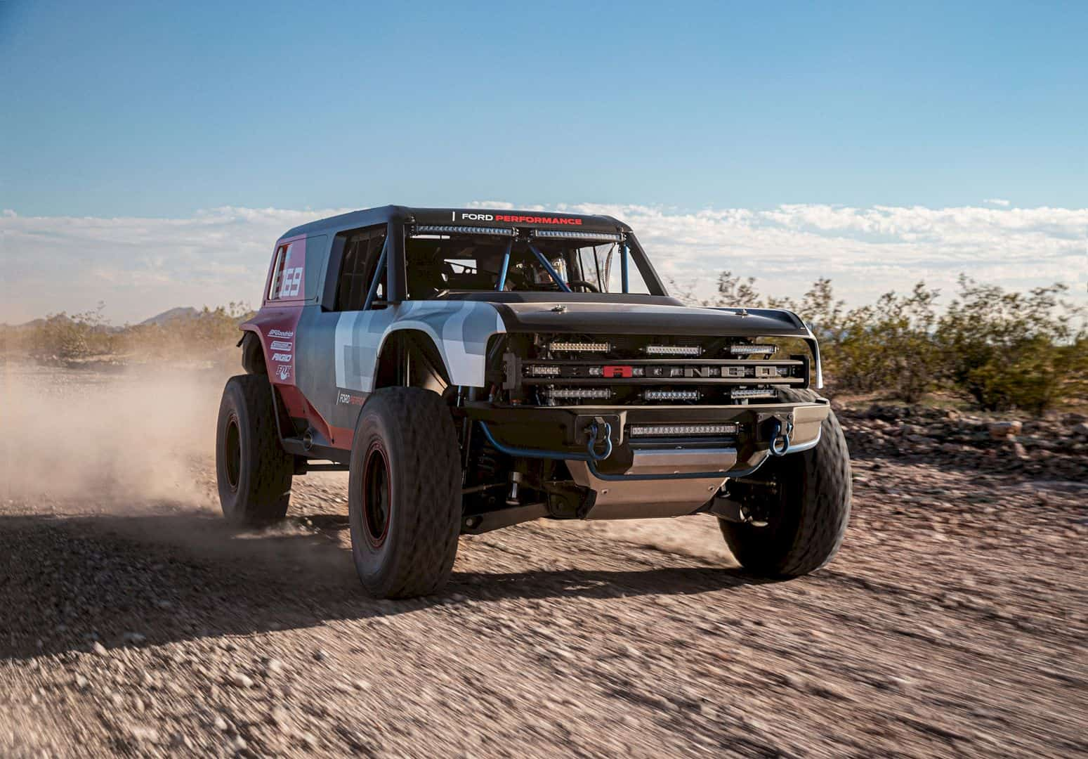 Ford Bronco R Race Prototype 2