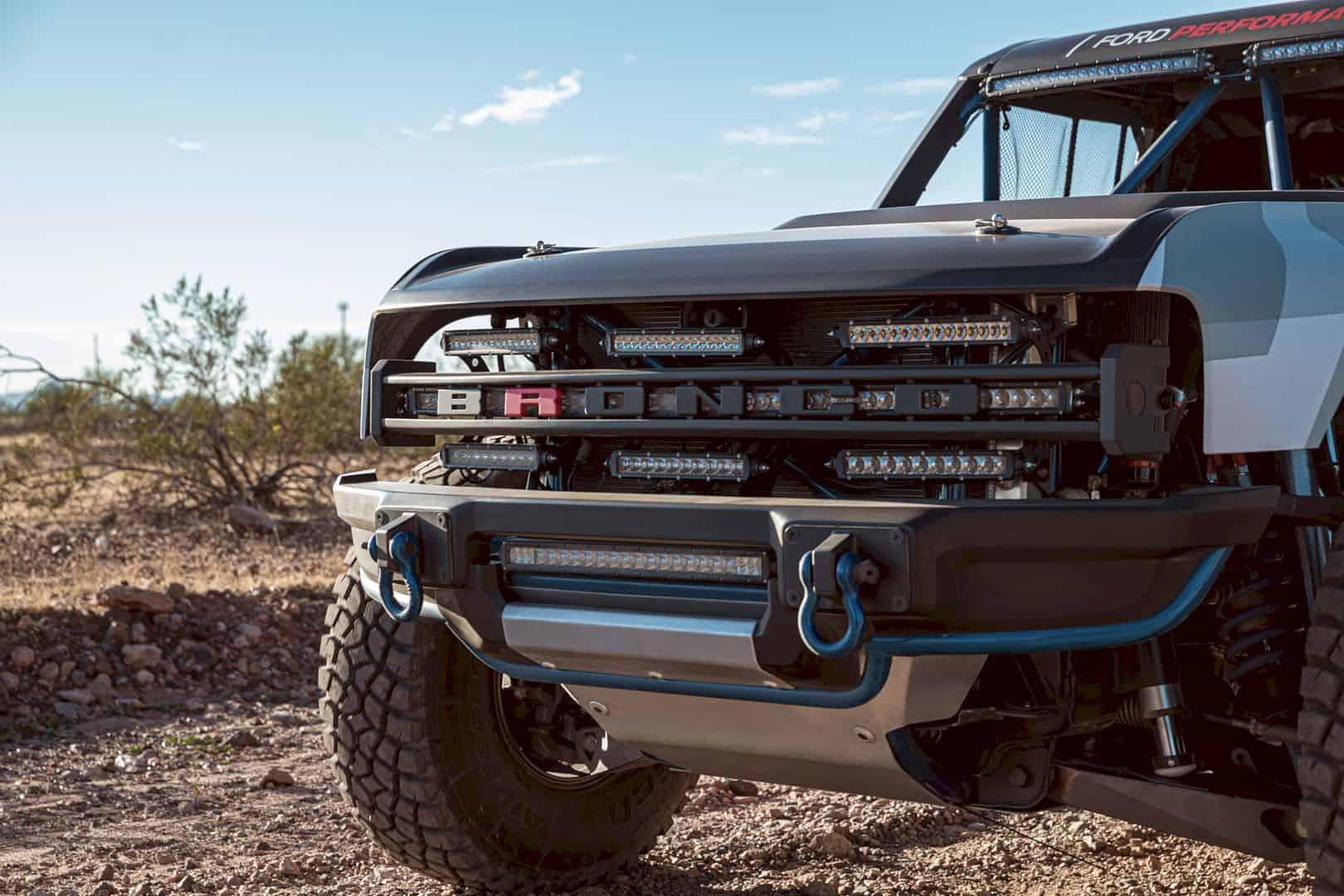Ford Bronco R Race Prototype 3