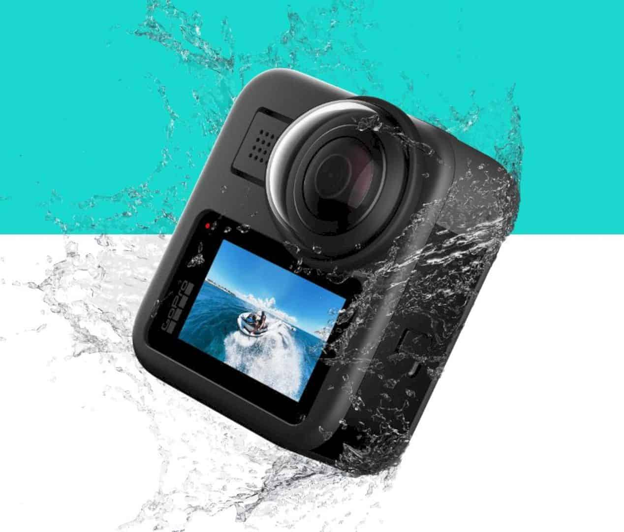 GoPro MAX 360 Camera 1