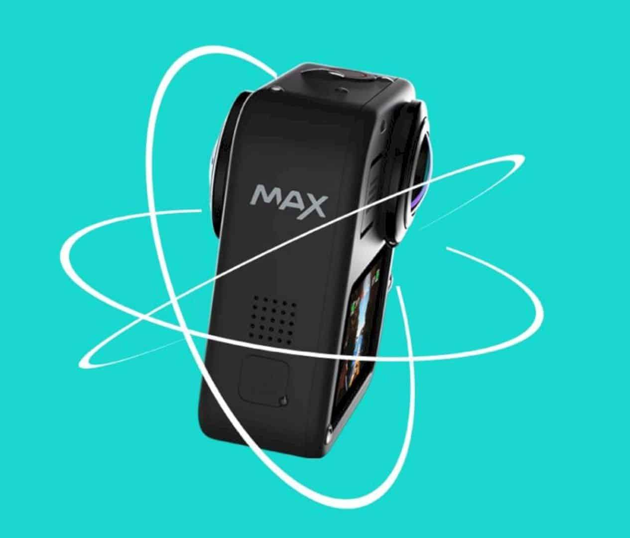 GoPro MAX 360 Camera 2