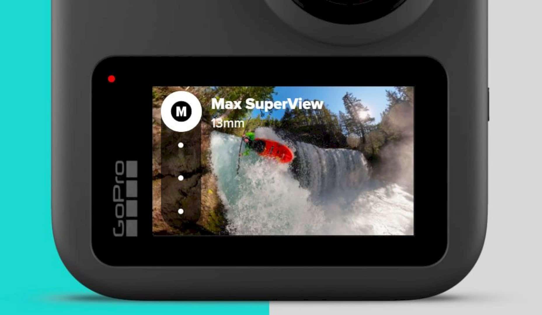 GoPro MAX 360 Camera 4