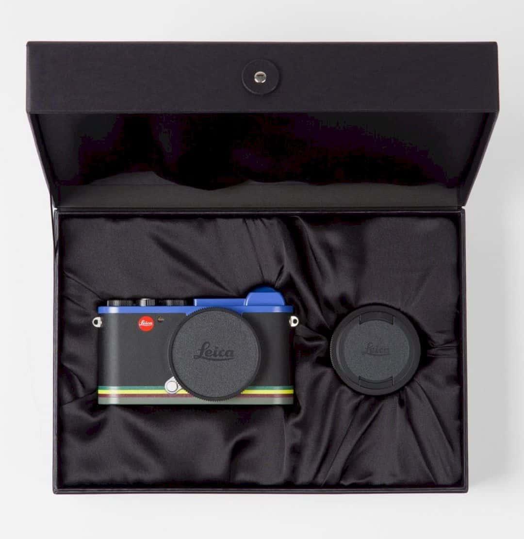 Leica CL Paul Smith Edition 1