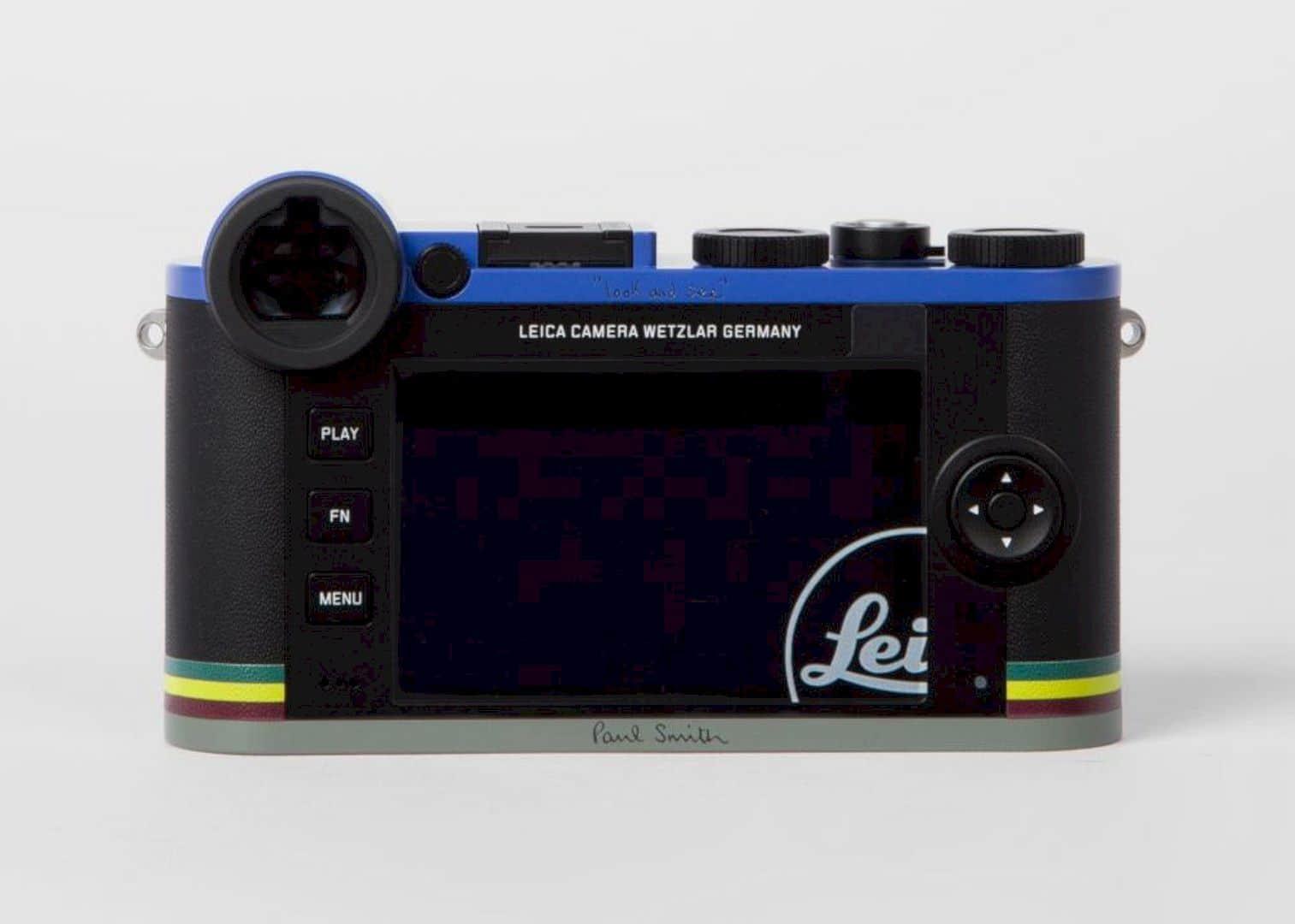 Leica CL Paul Smith Edition 2