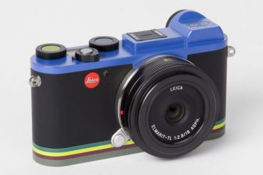 Leica CL Paul Smith Edition 4