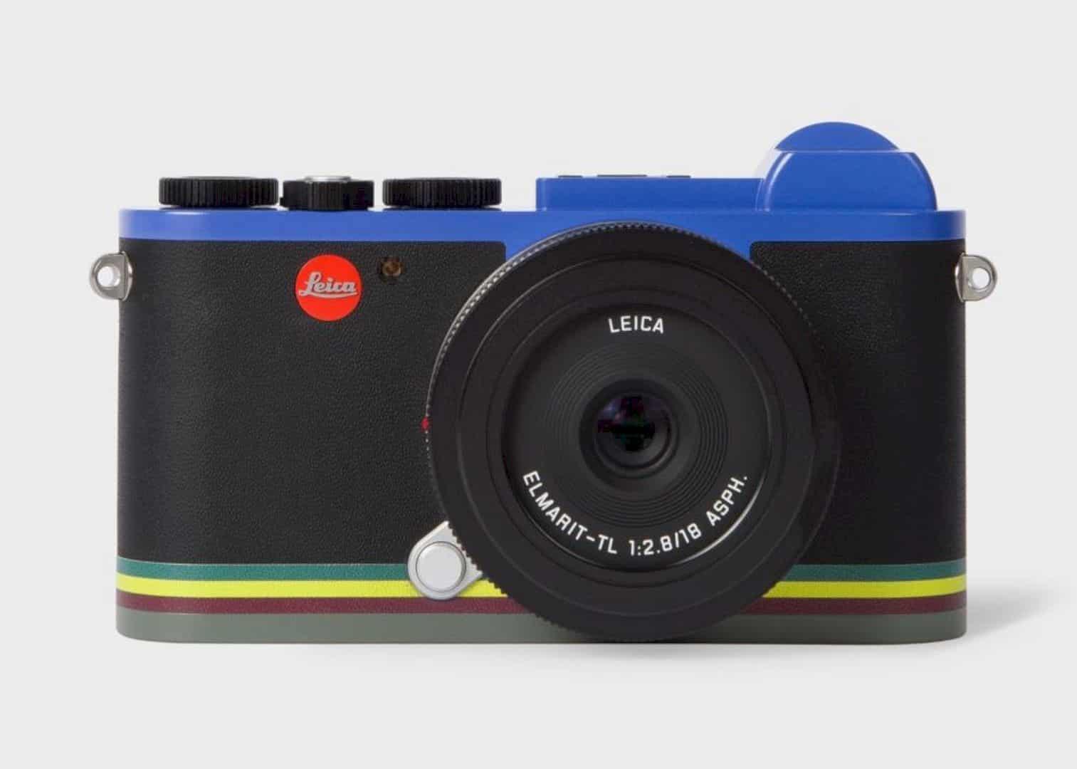 Leica CL Paul Smith Edition 5
