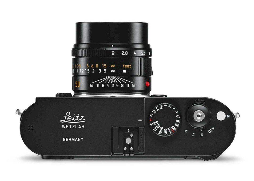 Leica M Monochrom Typ 246 Leitz Wetzlar 2