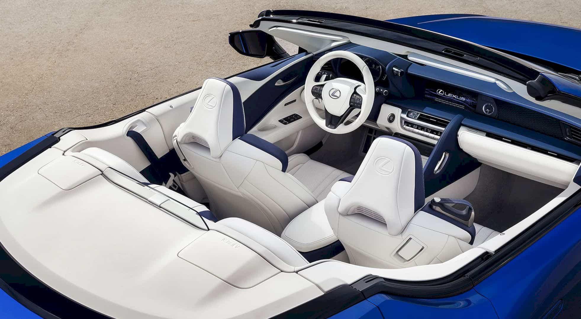 Lexus LC 500 Convertible 5