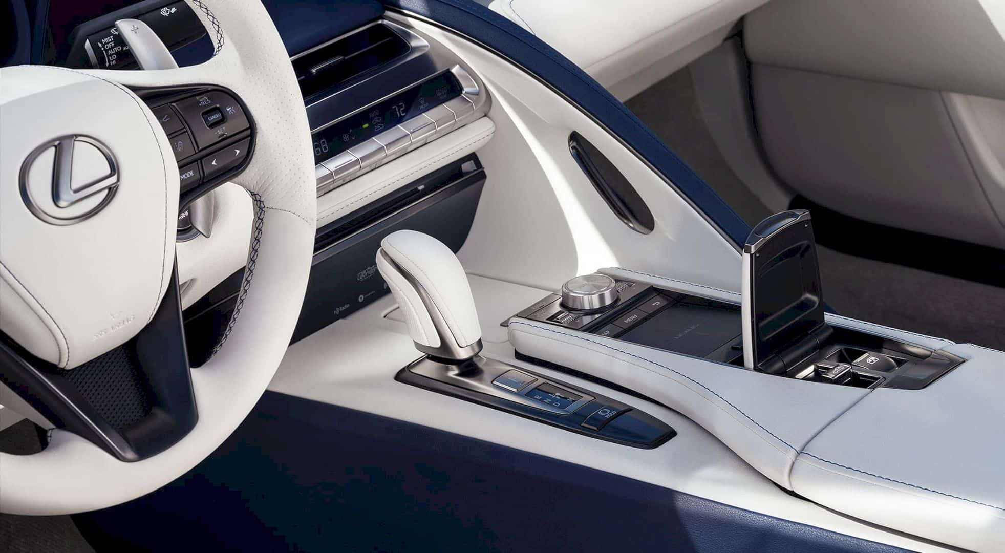 Lexus LC 500 Convertible 6