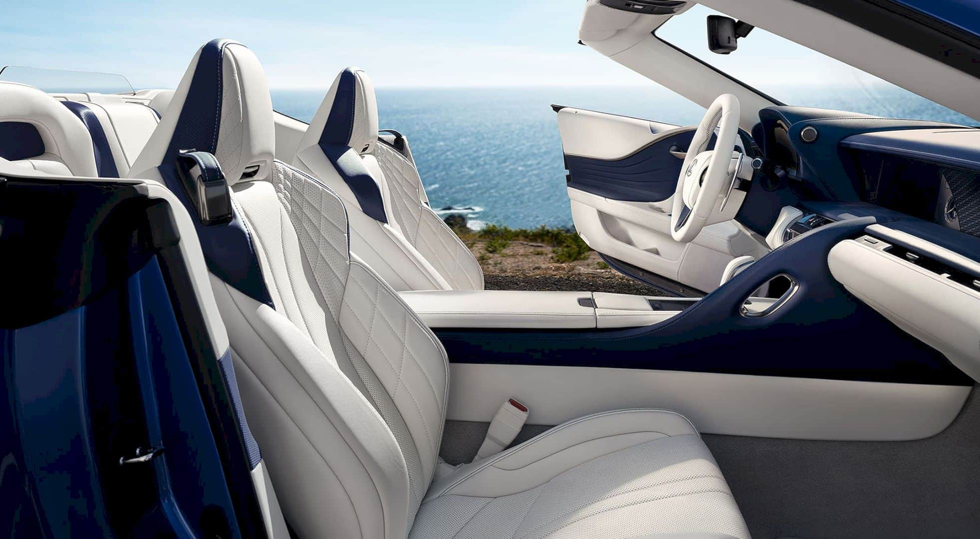 Lexus LC 500 Convertible 7
