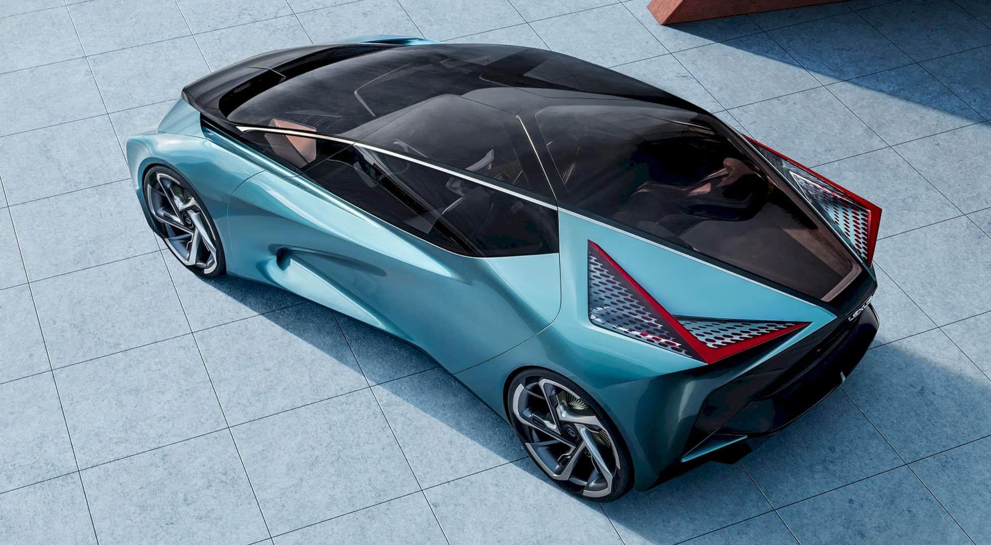 Lexus LF 30 Electrified 2