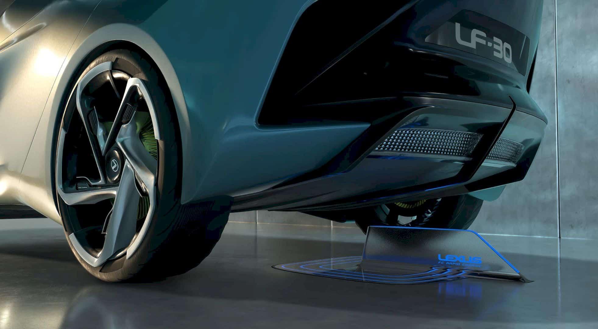 Lexus LF 30 Electrified 3