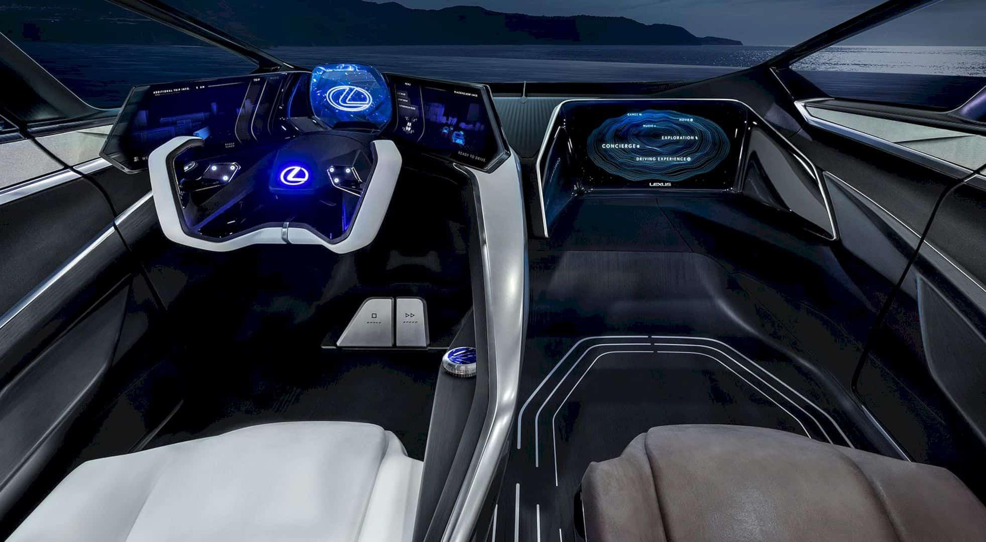 Lexus LF 30 Electrified 5