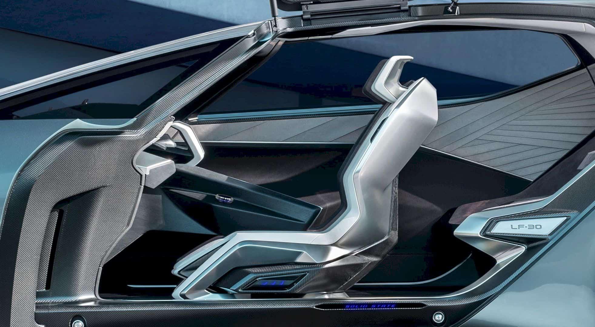 Lexus LF 30 Electrified 7