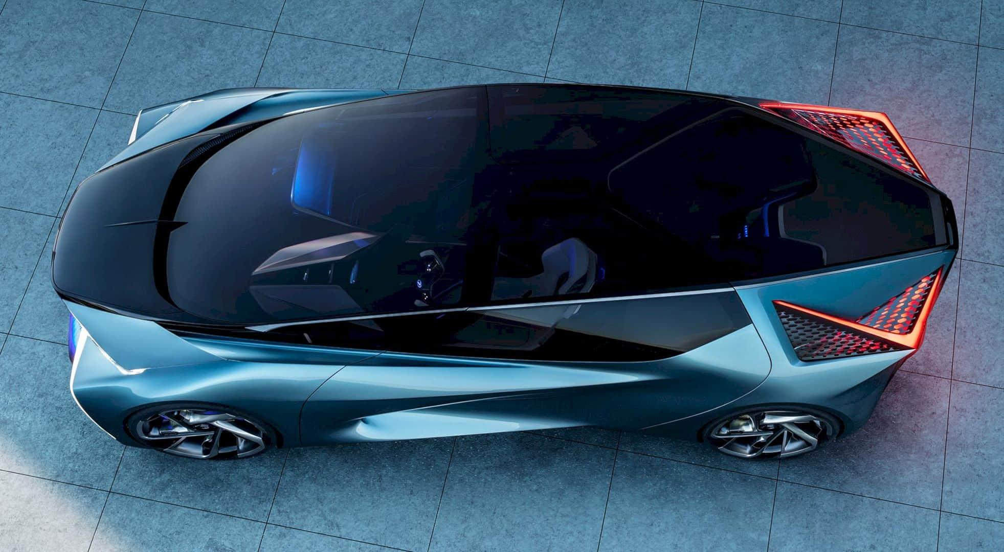 Lexus LF 30 Electrified 9