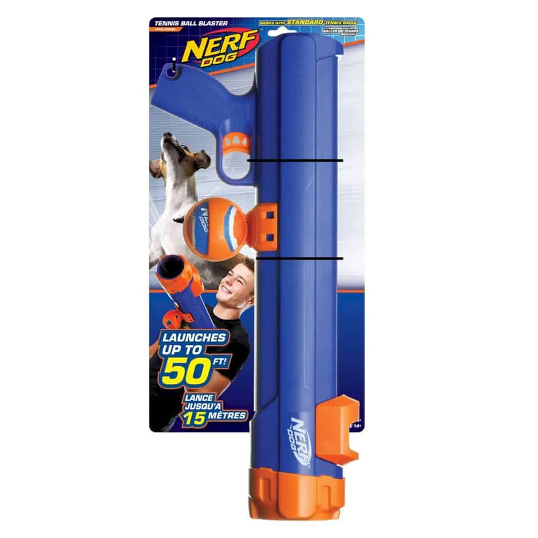 Nerf Dog Large Tennis Ball Blaster 2
