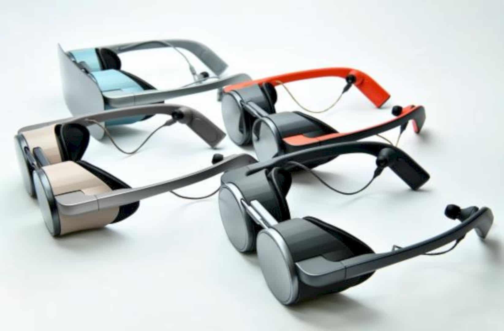 Panasonic HD 1 Capable UHD VR Eyeglasses 1