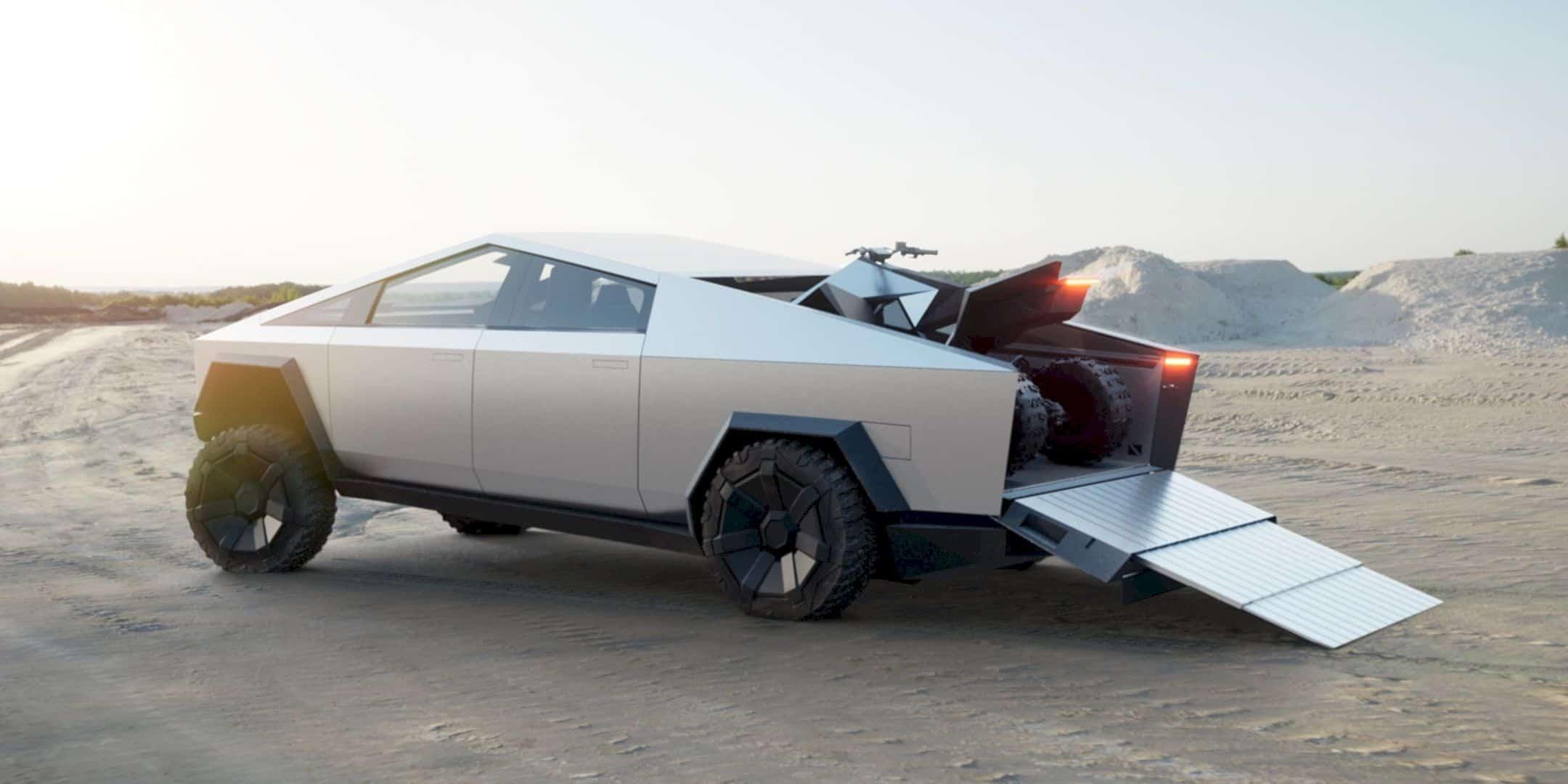Tesla Cybertruck 3