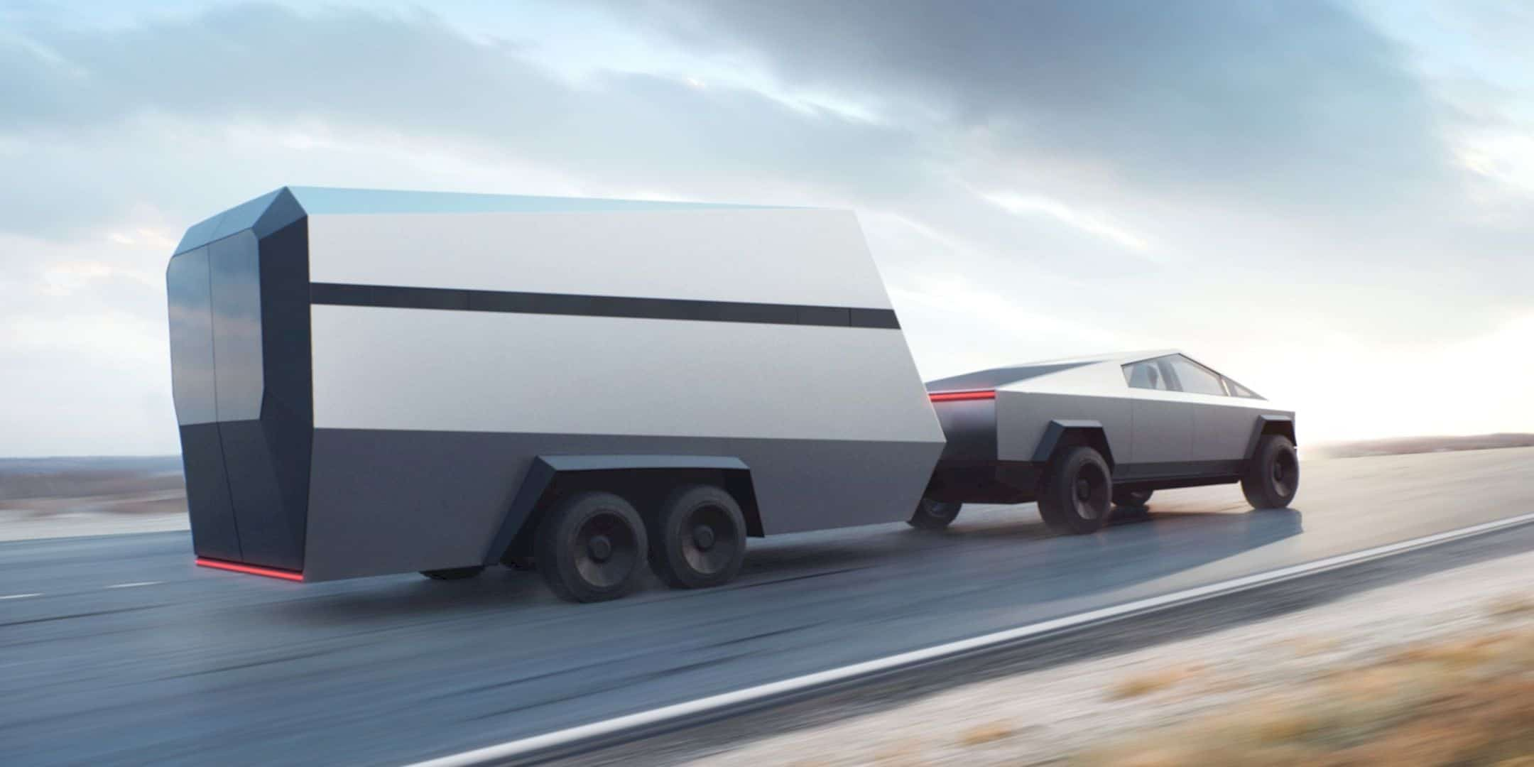 Tesla Cybertruck 4