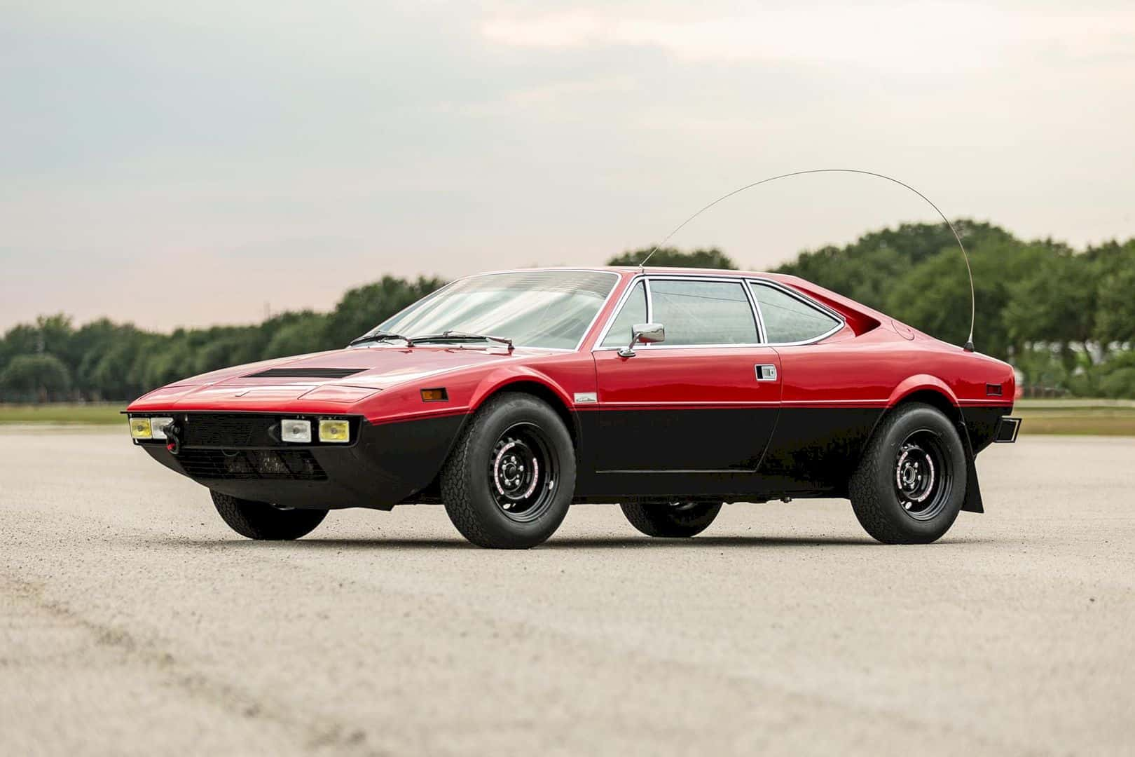 1975 Ferrari 308 Dino GT4 Safari Coupe 11