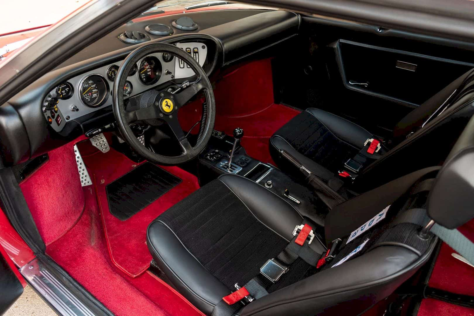1975 Ferrari 308 Dino GT4 Safari Coupe 5