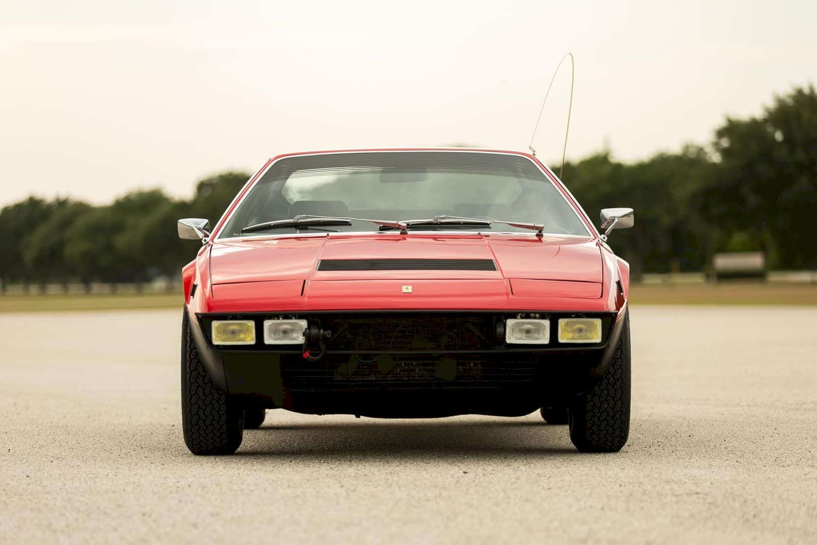 1975 Ferrari 308 Dino GT4 Safari Coupe 6