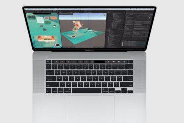 Apple MacBook Pro 16 Inch 4