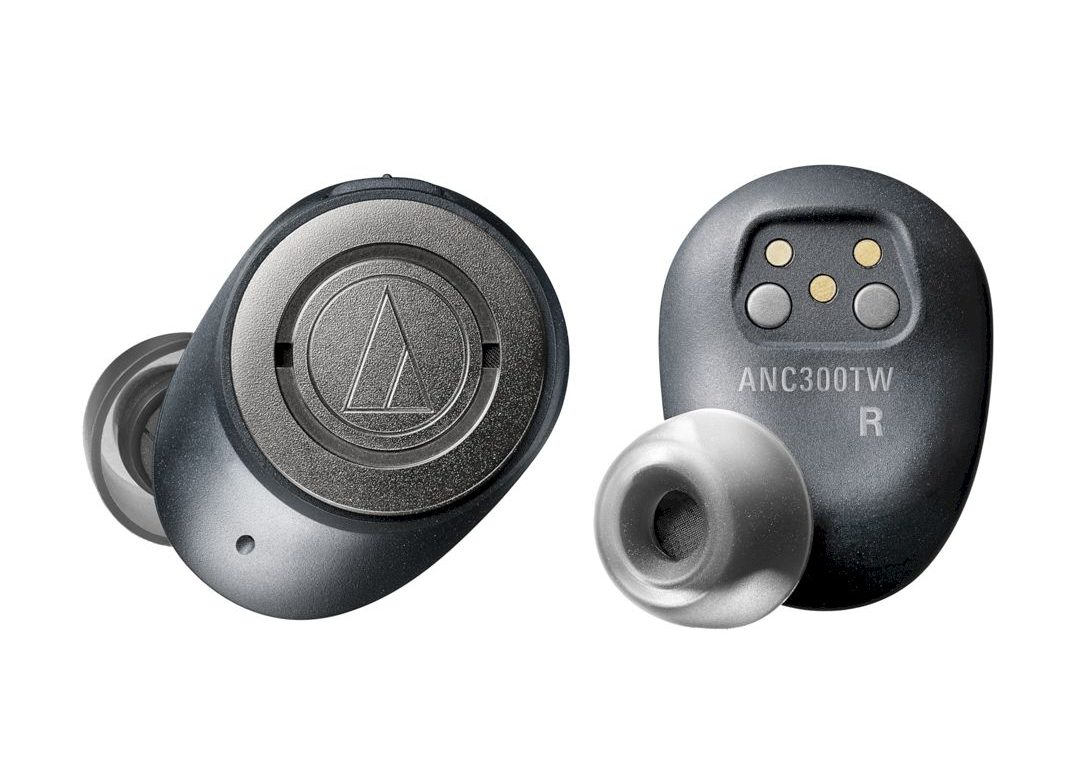 Audio Technica ATH ANC300TW QuietPoint® 5