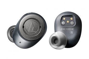 Audio Technica ATH ANC300TW QuietPoint® 5