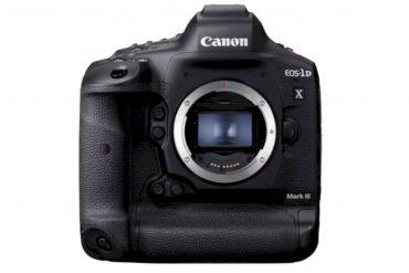 Canon EOS 1D X Mark III 3