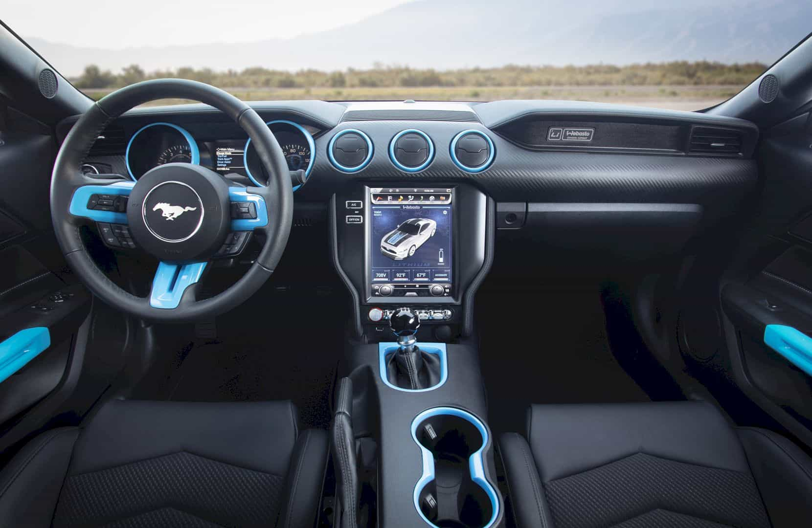 Ford Mustang Lithium 2