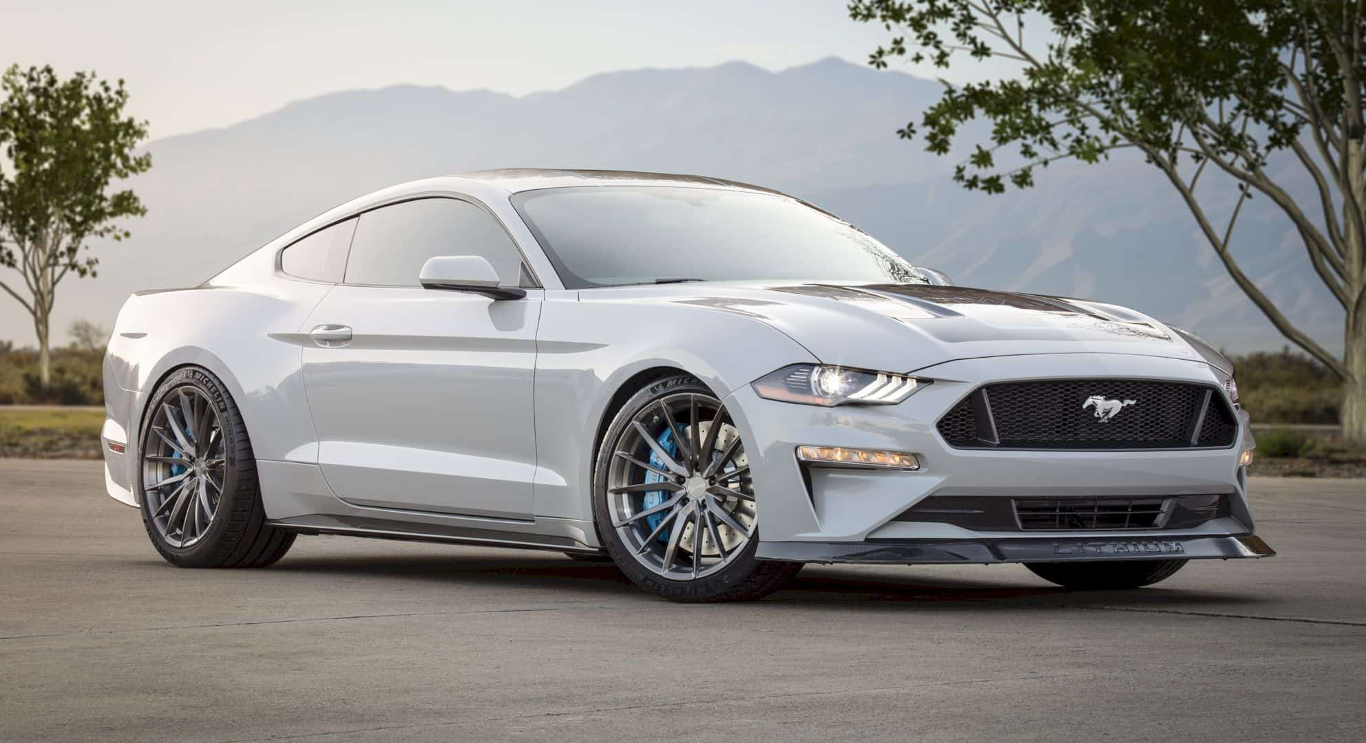 Ford Mustang Lithium 6