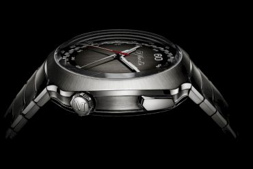 H Moser & Cie Streamliner Flyback Chronograph Automatic 1